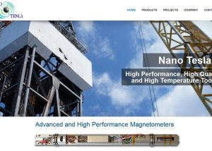 Downhole Instrumentation SEO and Website
