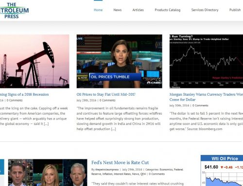 SEO and Marketing for Oil & Gas News Site